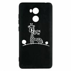 Чехол для Xiaomi Redmi 4 Pro/Prime жираф