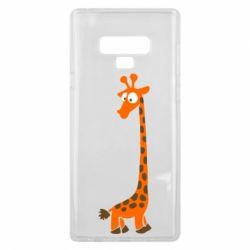 Чохол для Samsung Note 9 Жираф
