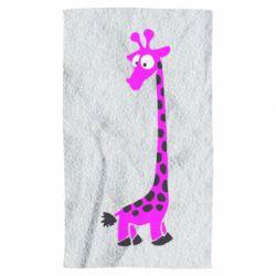 Полотенце Жираф