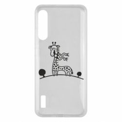 Чохол для Xiaomi Mi A3 жираф