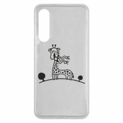 Чехол для Xiaomi Mi9 SE жираф
