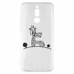 Чехол для Xiaomi Redmi 8 жираф