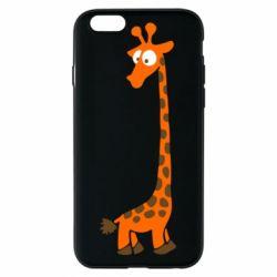 Чохол для iPhone 6/6S Жираф