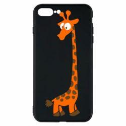 Чехол для iPhone 7 Plus Жираф