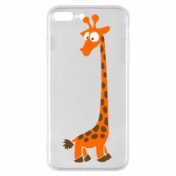 Чехол для iPhone 8 Plus Жираф