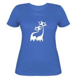 Женская Жирафы - FatLine