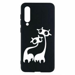 Чехол для Xiaomi Mi9 SE Жирафы