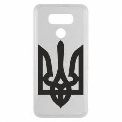 Чехол для LG G6 Жирный Герб Украины - FatLine