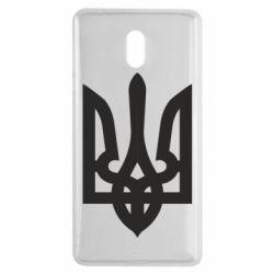 Чехол для Nokia 3 Жирный Герб Украины - FatLine