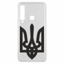 Чехол для Samsung A9 2018 Жирный Герб Украины - FatLine