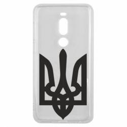 Чехол для Meizu V8 Pro Жирный Герб Украины - FatLine