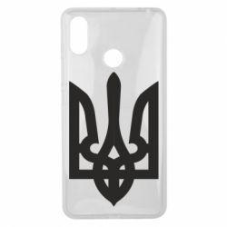 Чехол для Xiaomi Mi Max 3 Жирный Герб Украины - FatLine
