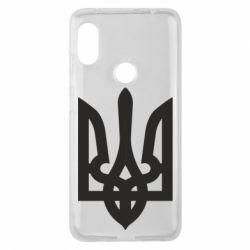 Чехол для Xiaomi Redmi Note 6 Pro Жирный Герб Украины - FatLine