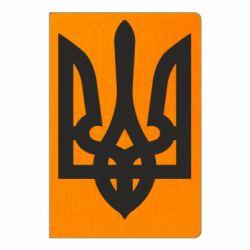 Блокнот А5 Жирный Герб Украины - FatLine