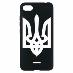 Чехол для Xiaomi Redmi 6A Жирный Герб Украины - FatLine