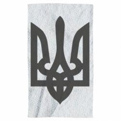 Полотенце Жирный Герб Украины - FatLine