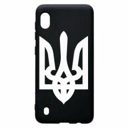 Чехол для Samsung A10 Жирный Герб Украины
