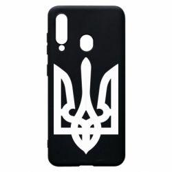 Чехол для Samsung A60 Жирный Герб Украины