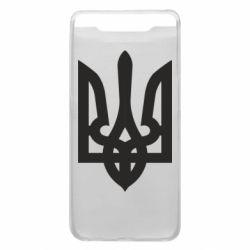 Чехол для Samsung A80 Жирный Герб Украины