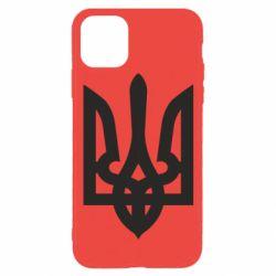Чехол для iPhone 11 Pro Жирный Герб Украины