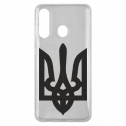 Чехол для Samsung M40 Жирный Герб Украины