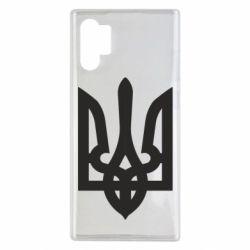 Чехол для Samsung Note 10 Plus Жирный Герб Украины