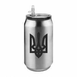 Термобанка 350ml Жирный Герб Украины