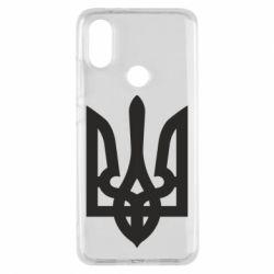 Чехол для Xiaomi Mi A2 Жирный Герб Украины - FatLine