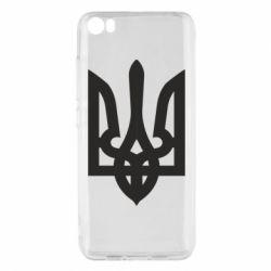 Чехол для Xiaomi Xiaomi Mi5/Mi5 Pro Жирный Герб Украины - FatLine