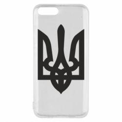 Чехол для Xiaomi Mi6 Жирный Герб Украины - FatLine