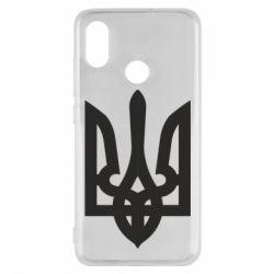 Чехол для Xiaomi Mi8 Жирный Герб Украины - FatLine