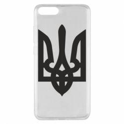 Чехол для Xiaomi Mi Note 3 Жирный Герб Украины - FatLine