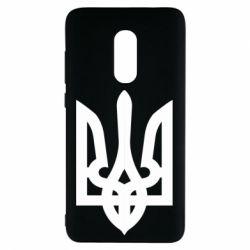 Чехол для Xiaomi Redmi Note 4 Жирный Герб Украины - FatLine