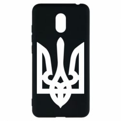Чехол для Meizu M6 Жирный Герб Украины - FatLine