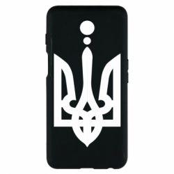 Чехол для Meizu M6s Жирный Герб Украины - FatLine