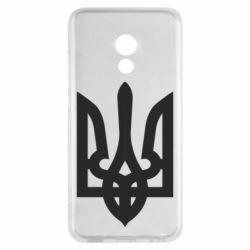 Чехол для Meizu Pro 6 Жирный Герб Украины - FatLine