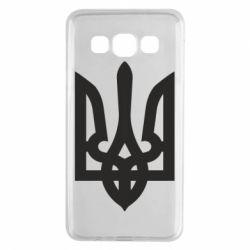 Чехол для Samsung A3 2015 Жирный Герб Украины - FatLine