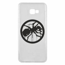 Чехол для Samsung J4 Plus 2018 Жирный муравей