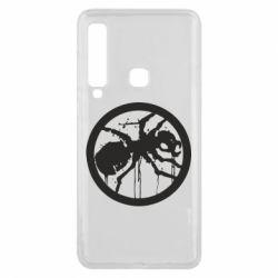 Чехол для Samsung A9 2018 Жирный муравей