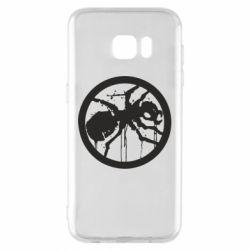 Чехол для Samsung S7 EDGE Жирный муравей