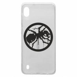 Чехол для Samsung A10 Жирный муравей