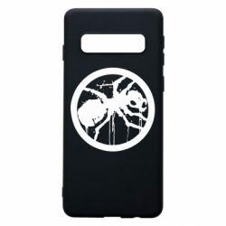 Чехол для Samsung S10 Жирный муравей