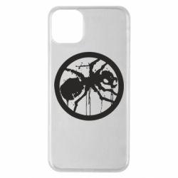 Чехол для iPhone 11 Pro Max Жирный муравей