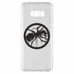 Чехол для Samsung S8+ Жирный муравей