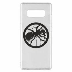 Чехол для Samsung Note 8 Жирный муравей