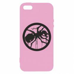 Чехол для iPhone5/5S/SE Жирный муравей