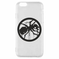 Чехол для iPhone 6/6S Жирный муравей