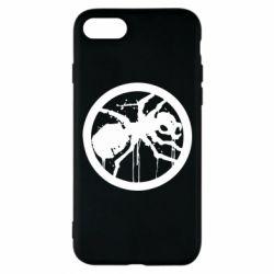 Чехол для iPhone 7 Жирный муравей