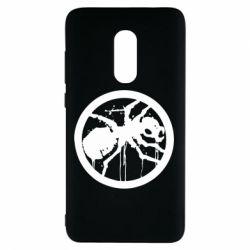 Чехол для Xiaomi Redmi Note 4 Жирный муравей