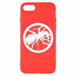 Чехол для iPhone 8 Жирный муравей